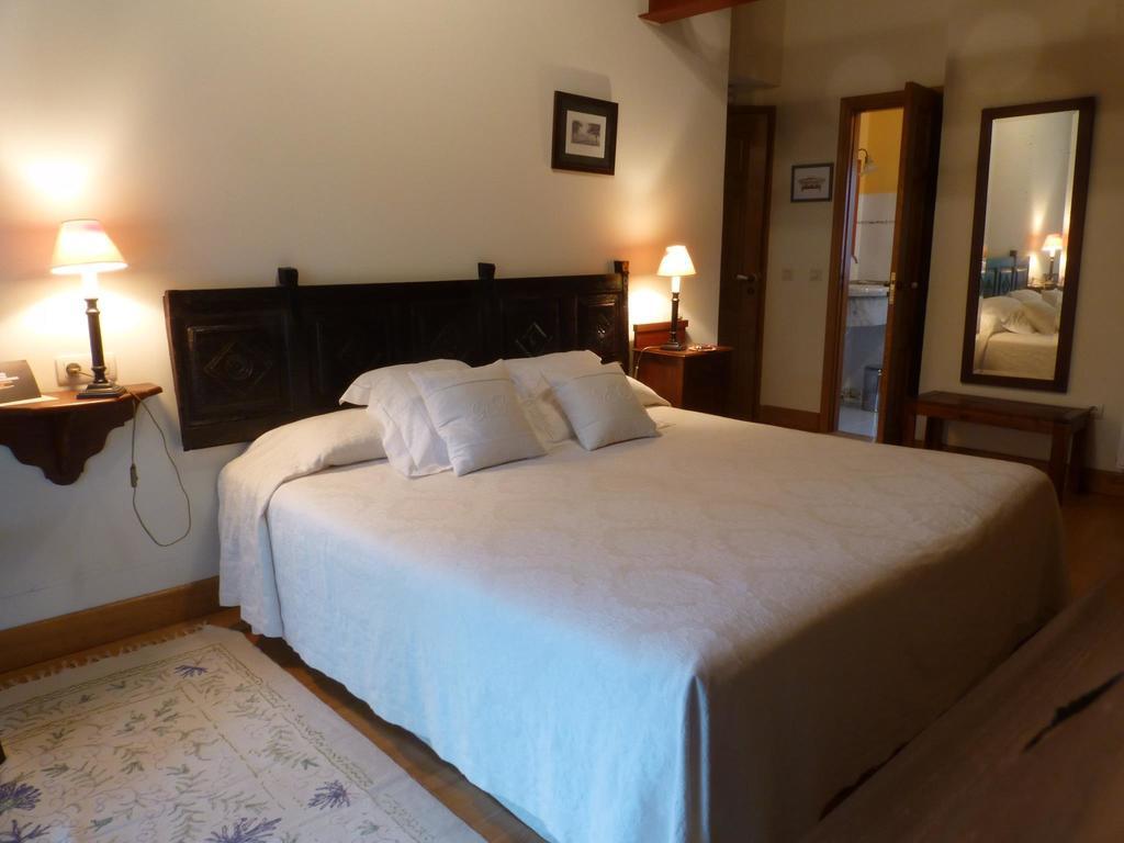 hotel rural en castropol
