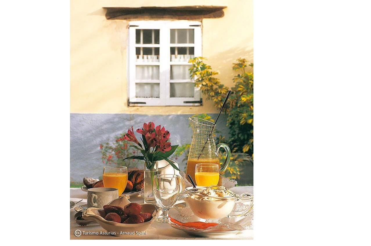 desayuno casa peleyon